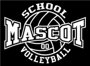 Volleyball-23 Car Decal