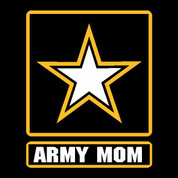 Army Mom - Car Decal