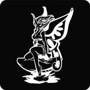 Fairy 32-04 - Car Decal