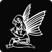 Fairy 20-06 - Car Decal