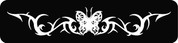 Butterfly 48-14 - Car Decal