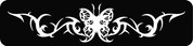 Butterfly 48-12 - Car Decal