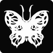 Butterfly 48-10 - Car Decal