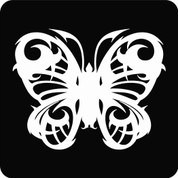 Butterfly 48-03 - Car Decal