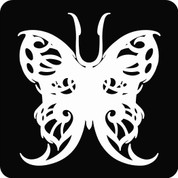 Butterfly 48-04 - Car Decal