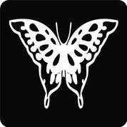 Butterfly 01 - Car Decal