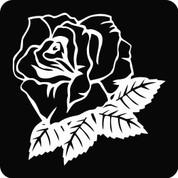 Rose-06 - Car Decal