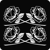 Rose-05 (Set) - Car Decal
