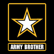 Army Brother - Car Decal