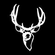 Deer - 03 - Car Decal