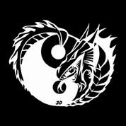 Dragon 03-01 Car Decal