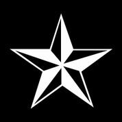 Star-01 - Car Decal