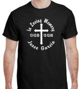 In Loving Memory-03 Shirt
