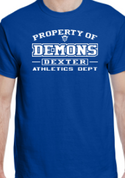 Dexter Demons (Spirit-08) SHIRTS