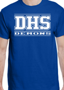 Dexter Demons (Spirit-05) SHIRTS