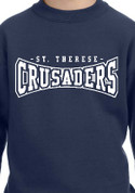 ST THERESE Crusaders (Spirit-03) SWEATSHIRT