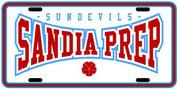 Sandia Prep SUNDEVILS (Spirit-16) PLT