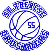 ST THERESE Crusaders (Basketball-11) HOODIES