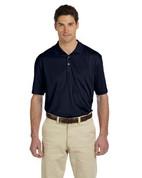M315 Men's Double Mesh Dri-Fit Sport Shirt - Navy