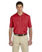 M315 Men's Double Mesh Dri-Fit Sport Shirt - Red
