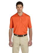 M315 Men's Double Mesh Dri-Fit Sport Shirt - Orange