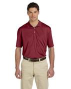 M315 Men's Double Mesh DRI-FIT Sport Shirt - Maroon