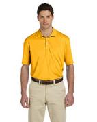 M315 Men's Double Mesh Dri-Fit Sport Shirt - Dark Yellow
