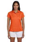 M315W Ladies' Double Mesh Dri-Fit Sport Shirt - Orange