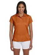 M315W Ladies' Double Mesh DRI-FIT Sport Shirt - Texas Orange