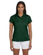 M315W Ladies' Double Mesh Dri-Fit Sport Shirt - Dark Green