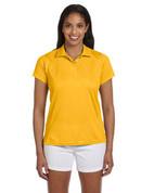 M315W Ladies' Double Mesh Dri-Fit Sport Shirt - Golden Yellow