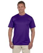 790 100% Polyester DRI-FIT Short-Sleeve T-Shirt - Purple