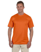 790 100% Polyester Dri-Fit Short-Sleeve T-Shirt - Orange