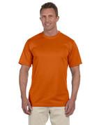 790 100% Polyester Dri-Fit Short-Sleeve T-Shirt - Dark Orange