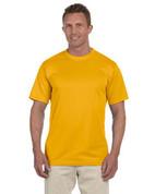 790 100% Polyester Dri-Fit Short-Sleeve T-Shirt - Dark Yellow