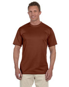 790 100% Polyester Dri-Fit Short-Sleeve T-Shirt - Brown