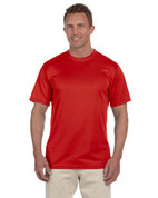 790 100% Polyester Dri-Fit Short-Sleeve T-Shirt - Red