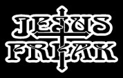 Jesus Freak (Car Decal)