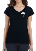 Soldier of God - 2 Timothy 2:3 (Lady Dri-Fit)