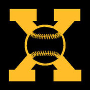 St Pius Sartans - (Baseball-49) Car Decal