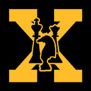 St Pius Sartans - (Chess-49) Car Decal