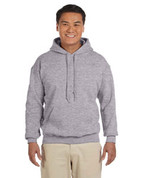 Heavy Blend™ 8 oz., 50/50 Hood - Gray, Sport
