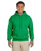 Heavy Blend™ 8 oz., 50/50 Hood - Light Green