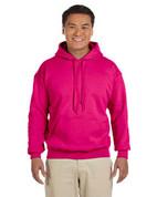 Heavy Blend™ 8 oz., 50/50 Hood - Hot Pink