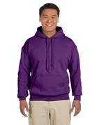 Heavy Blend™ 8 oz., 50/50 Hood - Purple