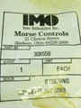 Morse Steering 90 Degree Bezel Kit Command 290 - NEW