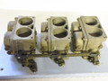 1382-6425  Carburetors - Set of 3, Merc V6  -  Used