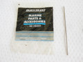 32-38377  Tubing, Transom Plate & Shift Cable  NEW  NOS