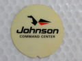 Johnson Command Center Emblem - NEW  NOS