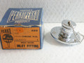 Perko Fresh Water Inlet Fitting  NEW  NOS